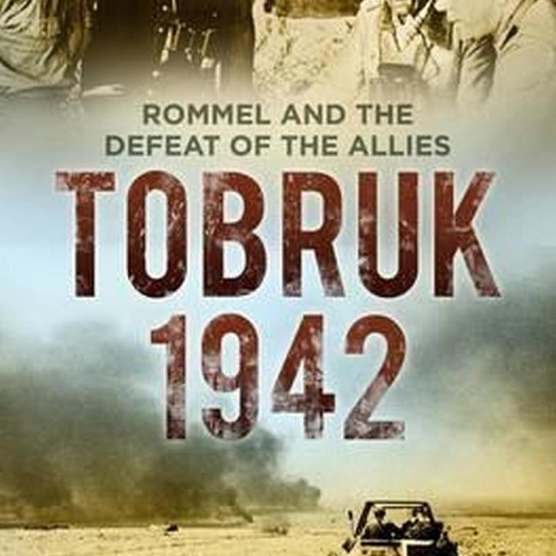 Tobruk 1942 (Author: David Mitchelhill-Green, ISBN: 9780750967983)