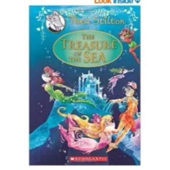 Treasure Of The Sea: Thea Stilton Se #5