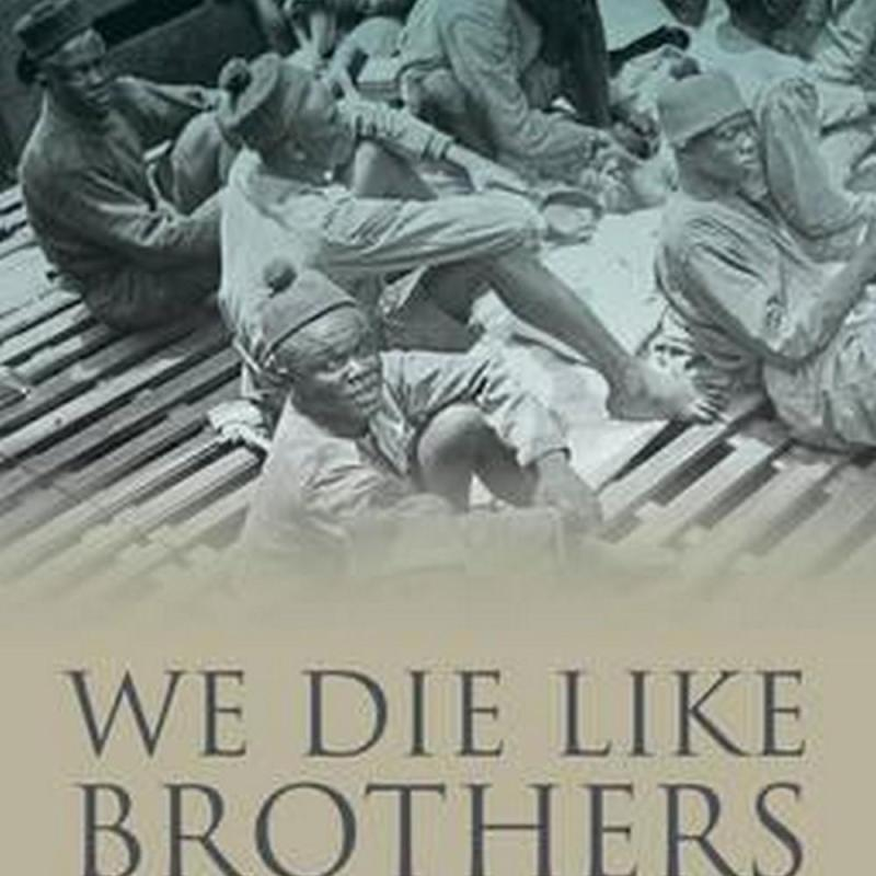 We Die Like Brothers (Author: John Gribble, Graham Scott, ISBN: 9781848023697)