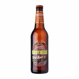 Harga Brothers Toffee Apple English Cider