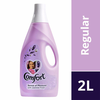 Harga Comfort Regular Sense of Pleasure Fabric Softener 2L