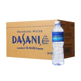 Dasani Drinking Water - 24 x 600ML CASE