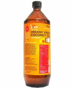 Harga Dr Gram Organic Virgin Coconut Oil 1L