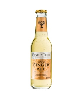 Fever-Tree Ginger Ale (24x200ml)