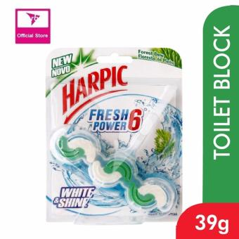 Harpic Fresh Power 6 Wave 39g Forest Dew