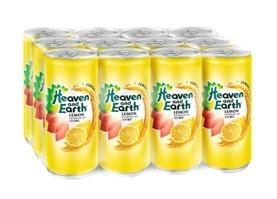 H&E Ice Lemon Tea 315ML x 12