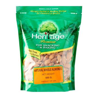 Heritage Raw Whole Almond