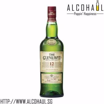 Harga Glenlivet 12 Years 750ml