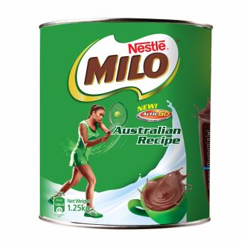 Harga MILO® Australian Recipe Powder Tin 1.25KG