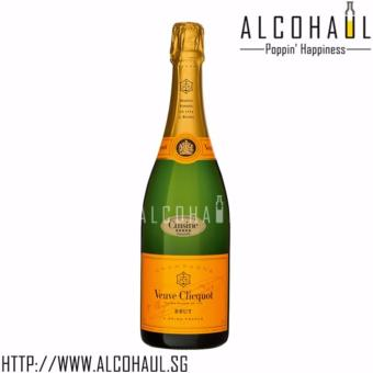 Harga Veuve Clicquot Yellow Label 750ml