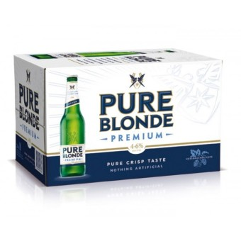 Harga PURE BLONDE ULTRA LOW CARB (335ml x 24 BOTTLE CARTON)