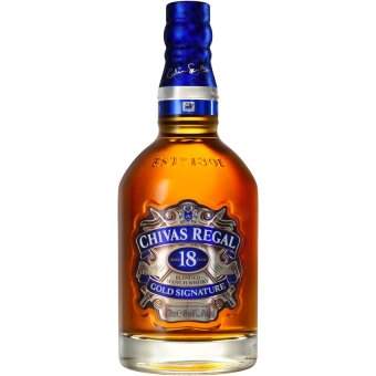 Harga Chivas Regal 18 Years Old 750ml
