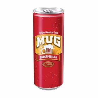 Harga MUG Root Beer 24 x 330ml.