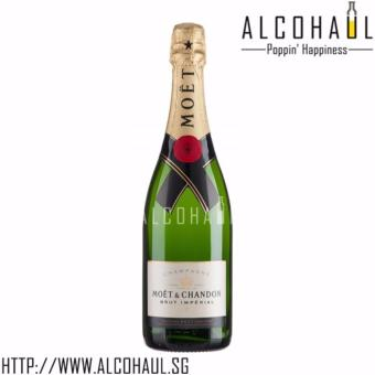Harga Moet & Chandon Brut Imperial Champagne 750ml