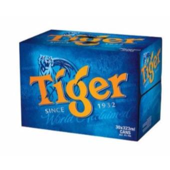 Harga Tiger Lager Beer - 30 x 323ml Case
