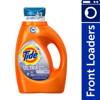 Harga Tide Liquid Laundry Detergent HE with Ultra Stain Release Original Regular