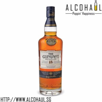 Harga Glenlivet 18 Years 750ml