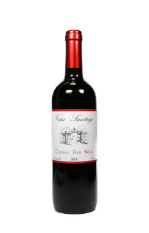 Harga Vina Santiago Chilean Red Wine