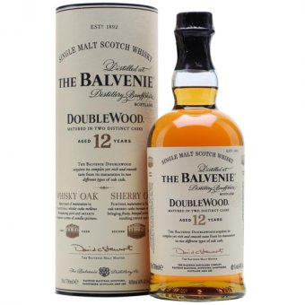 Harga Balvenie Doublewood 12 Years Old 700ml