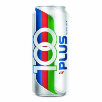 FN 100 PLUS(24 CANS X 330ML)
