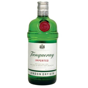 Harga TANQUERAY DRY GIN 70CL
