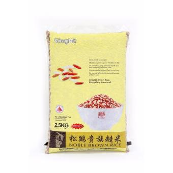Harga SONGHE NOBLE BROWN RICE 2.5KG