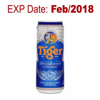 Harga Tiger Can Beer Can 24x500ml