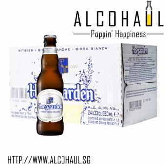 Harga Hoegaarden White Beer - Case 24 x 330ml