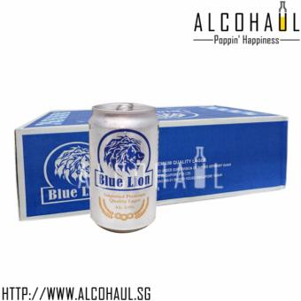Harga Blue Lion Beer - Case 24 x 330ml