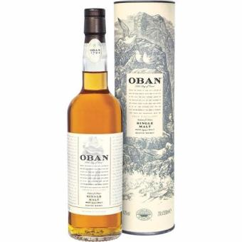 Harga Oban Single Malt Whisky 14 Years Old