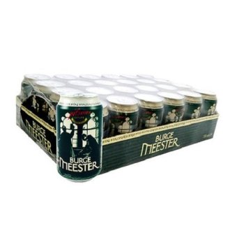 Harga Burgemeester Beer Can, 5%, 24 x 330ml