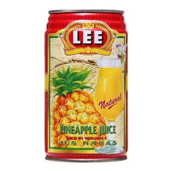Lee Pineapple Juice (325ml)