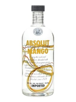 Harga Absolut Mango Vodka 75cl Alc 40% Vol