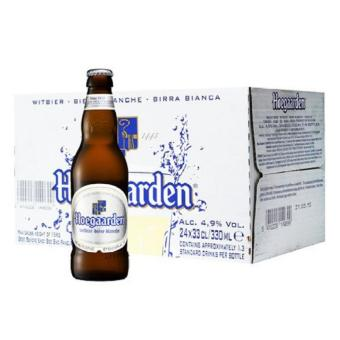 Harga Hoegaarden Beer / Local Agent Stock (24x330ml)