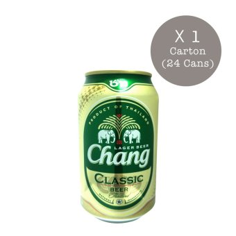 Harga Chang Beer ( 24 X 320ml Cans )