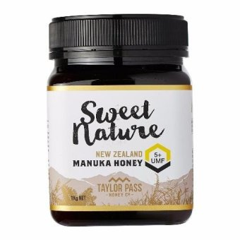 Harga Sweet Nature UMF 5+ Manuka Honey 1kg