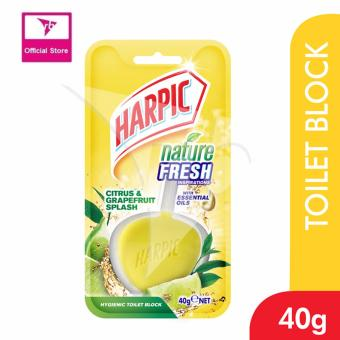 Harga Harpic Nature Fresh 40g Citrus & Tea Tree