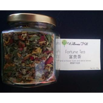 Harga Wellness Hut Fortune Tea