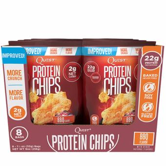 Harga Healthy Snacks - Quest Protein Chips BBQ