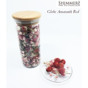 Harga ShimmerS Fine Tea Collection Globe Amaranth Red