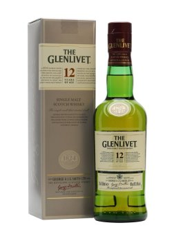 Harga Glenlivet 12YO Single Malt Scotch Whisky 75cl Alc 40%