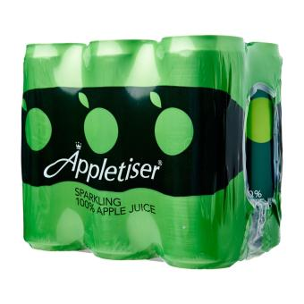 Harga Appletiser Sparkling 100% Apple Juice