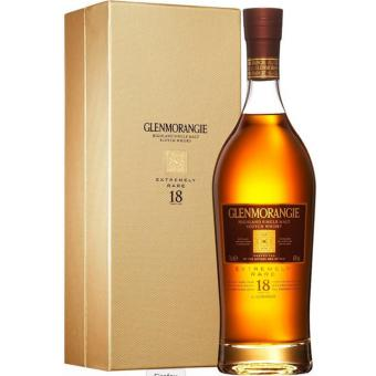 Harga Glenmorangie 18 Year Years Extremely Rare with Original Box (Cheapest in SG)(...)