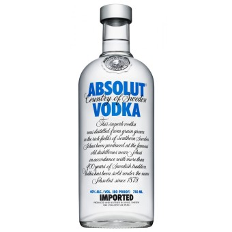 Harga Absolut Original 750ml