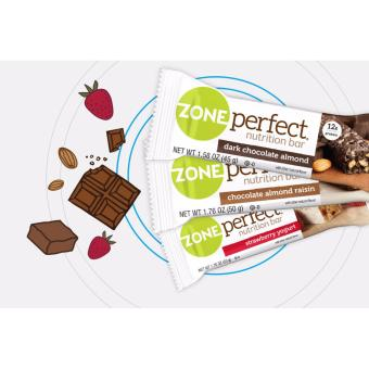 Harga ZonePerfect Nutrition Bars Assorted 12 Pack