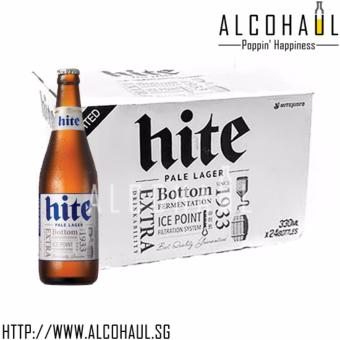 Harga HITE Beer - Case 24 x 330ml