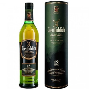 Harga Glenfiddich 12 Years