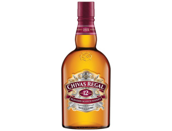 Harga Chivas Regal 12 Years Old 750ml