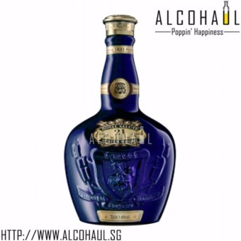 Harga Chivas Regal 21 Years Royal Salute Sapphire 700ml