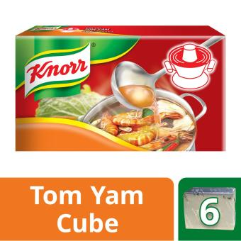 Harga Knorr Tom Yam Stock Cubes - 1 X 60 G